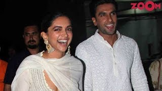 Deepika Padukone Shows Her Possessive Side Towards Ranveer Singh - ZOOMDEKHO