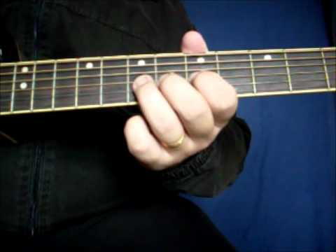Video aula Blues - Aula sobre Turn arounds (TAB) 4/4