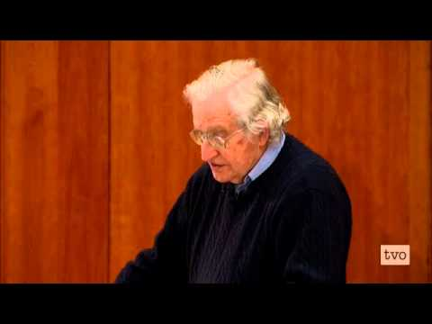 Noam Chomsky on Academic Freedom