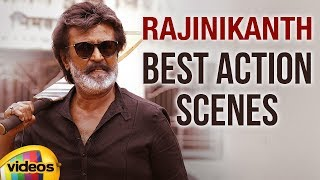Rajinikanth BEST ACTION Scenes | 2018 Latest Telugu Movie Scenes | Basha Movie | Mango Videos - MANGOVIDEOS