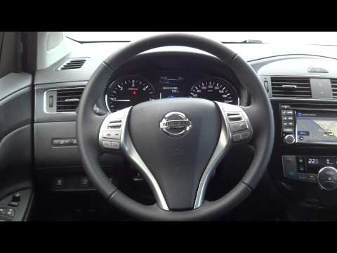 Nissan Pulsar, First Drive Review - Primo Contatto