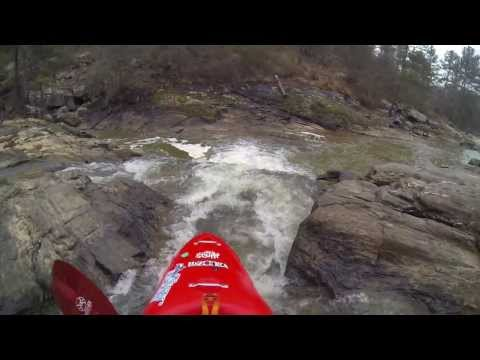 Sweetwater Creek Is River Scum Kayaking