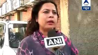 Meenakshi Lekhi slams Congress women security issue - ABPNEWSTV