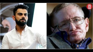 Virat Kohli Talks About His Biopic | Bollywood Mourns The Passing Away Of Stephen Hawking - ZOOMDEKHO
