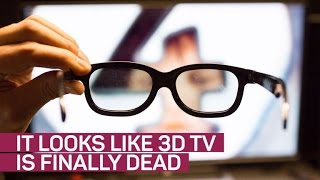 3D TV might finally be dead - CNETTV