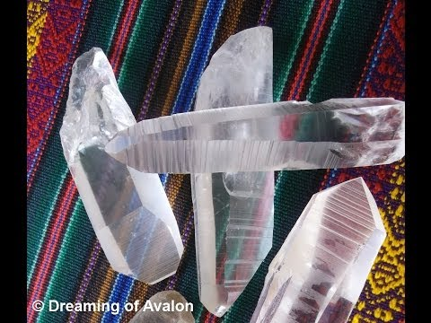 Lemurian Seed Crystals and why you should own one.