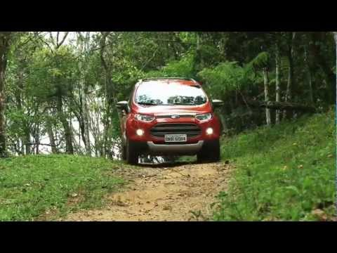 Novo Ford EcoSport 4WD