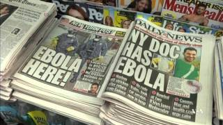 One US Ebola Patient Cured, Another Stricken - VOAVIDEO