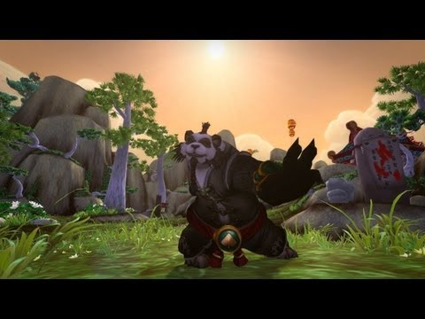 World of Warcraft: Mists of Pandaria Preview Trailer