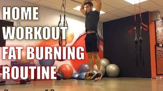 No Gym Fat Burning Routine - Intermediate & Advance Level