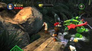 Прохождение игры лего пираты карибского моря кракен