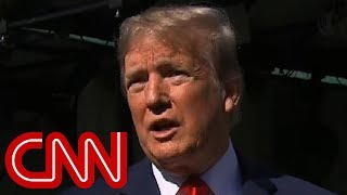 Trump: DOJ report totally exonerates me - CNN
