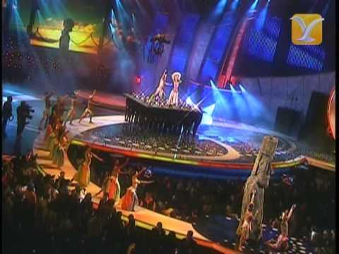 Obertura 2º Noche, Festival de #ViñadelMar 2008
