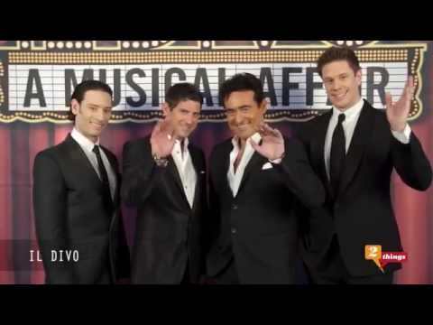 Il Divo: 2 Things With Live Nation