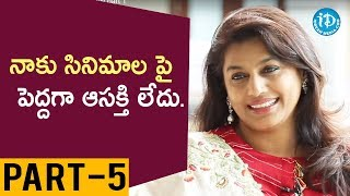 FICCI Ladies Organisation Vice President Pinky Reddy Interview - Part #5 | Dialogue With Prema - IDREAMMOVIES