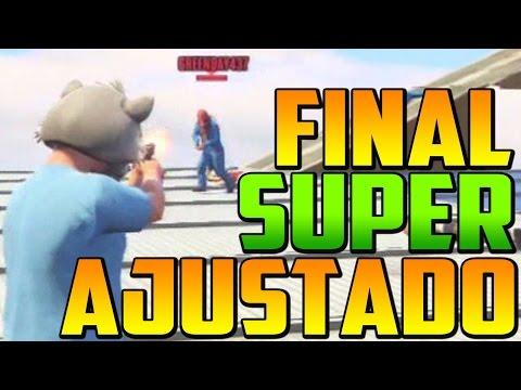 FINAL SÚPER AJUSTADO!! - Gameplay GTA 5 Online Funny Moments