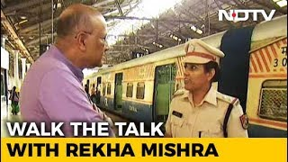 Rekha Mishra: The Policewoman Who's Rescued 400 Runaway Children - NDTV