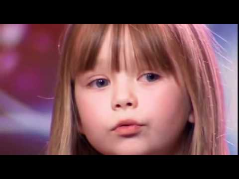 Connie Talbot Audition Best Version and Full Story BGT