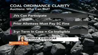 Market Pulse: Coal Ordinance Clarity - BLOOMBERGUTV