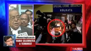 Srinjoy Bose sent to CBI custody - TIMESNOWONLINE