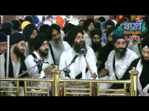 Bhai Manpreet singh ji Kanpuri - Akj Delhi samagam 2012, tuesday morning
