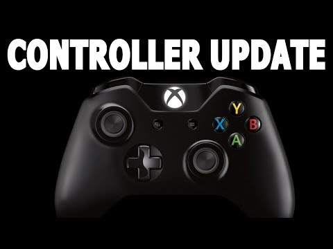 How to Update Xbox One Controller