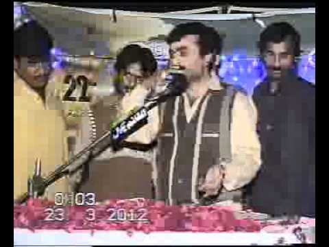 Zakir Qazi Waseem Abbas - 22 March 2012 Majlis - Jashan e Narooz New Qaseeday Part 5-6