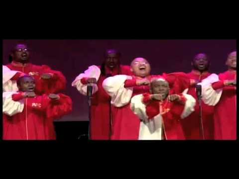 All Nations Life and Praise Choir at How Sweet The Sound Finale 2011 in LA