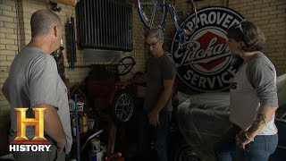 American Pickers: Mike Has His Eye on a 1920s Electric Car (Season 20) | History - HISTORYCHANNEL