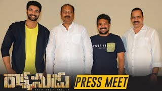 Rakshasudu Movie Press Meet | Tollywood News | Telugu Film News - TFPC
