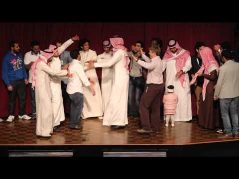 Saudi Dance(Samri) at UA