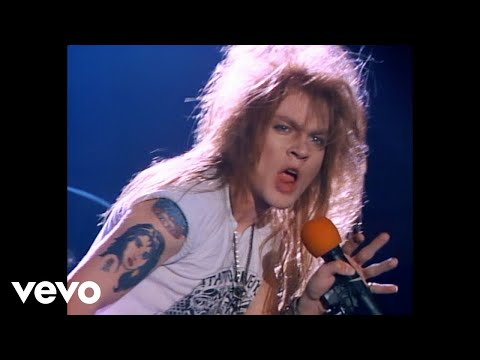 Guns Roses - Welcome To The Jungle
