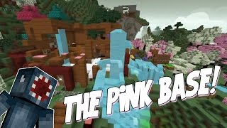 watch the youtube video Minecraft - Mission To Mars - The Pink Base! [24]