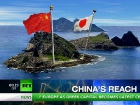 CrossTalk: China vs Japan Islands Dispute