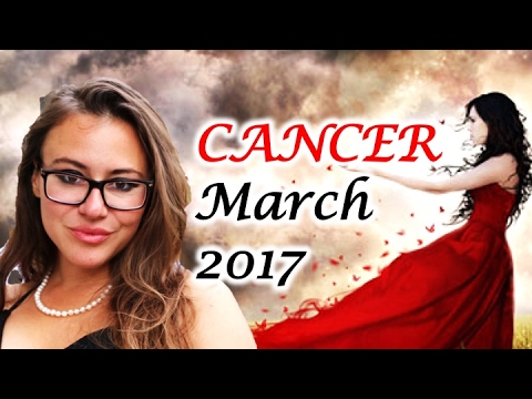CANCER March 2017 Horoscope. Venus Retrograde - Blast from the PAST, Back for Release!