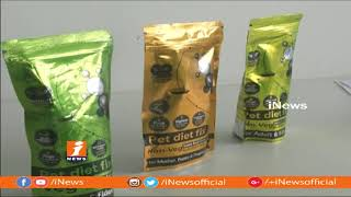Aindhri Innvovations Introduce Nutrition Food For Pet Dogs | Pet Diet Fix | iNews - INEWS