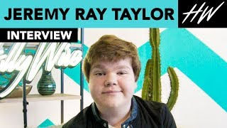 'Goosebumps 2', Jeremy Ray Taylor Fanboys Over Camila Cabello & Reveals BTS Secrets!! | Hollywire - HOLLYWIRETV