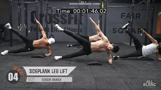 【EP20】sexy sixpack in 2weeks tabata