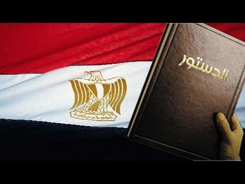 مرتضى : لا احترم الدستور وانا ضده ولا يمثل عندى جناح بعوضه !!