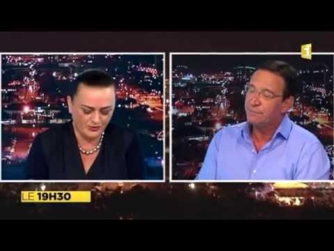 Philippe Gomès et les relations avec Paul Neaoutyne et François Hollande - 30-11-2014