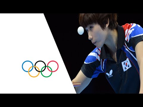 Singapore Secure Bronze - Women's Table Tennis Team Finals Highlights | London 2012 Olympics