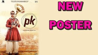 PK Movie - Aamir Khan's 2nd poster | Bollywood News