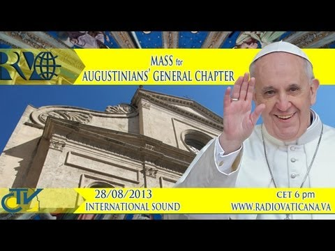 Mass for the Chapter of the Augustinian Order