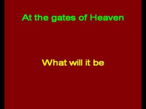 Tears In Heaven - Gates Of Heaven - Eric Clapton - Christian Lyrics
