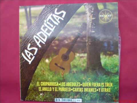LAS ADELITAS -  CONCHITAS Y CARACOLES.