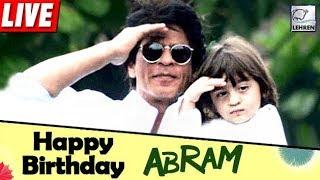 Shah Rukh Khan & AbRam's CUTE Videos | Happy Birthday AbRam!