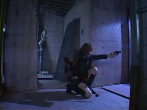 hitwoman--short&long gun