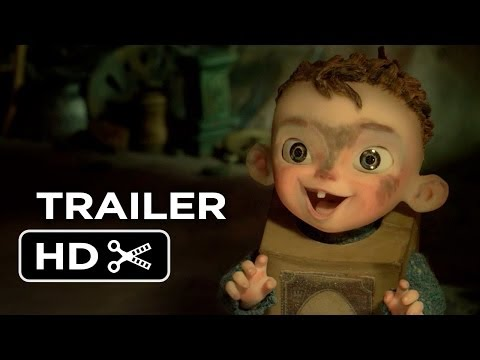 The Boxtrolls Official Trailer #2 (2014) - Stop-Motion Animated Movie HD