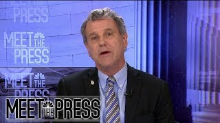 Full Brown Interview: 'Hillary and Trump ought to quit talking about' 2016 | Meet The Press - NBCNEWS