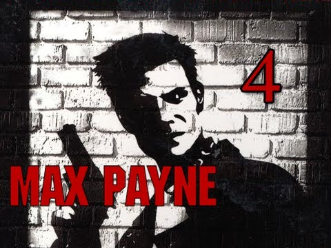 Max Payne Walkthrough - Part 4 Playing It Bogart (Gameplay / Commentary)